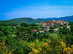 Italien, Toskana, Insel Elba, Bergdorf Sant' Ilario in Campo | Italy, Tuscany, island Elba, mountain village Sant' Ilario in Campo