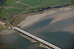 Aerial Survey 2009 - River Leven