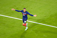 Attitude - Joie de Kylian Mbappe ( 10 - France ) - <br /> during the Uefa Euro 2020 Group stage football match between France and Germany at football Arena in Munich (Germany), June 15th, 2021. Photo Federico Pestellini / Panoramic / Insidefoto <br /> ITALY ONLY