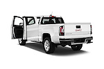 Car images of 2016 GMC Canyon 2WD SLE Extended Cab 4 Door Pick-up Doors