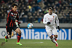 FC Seoul (KOR) vs Shanghai SIPG FC (CHN) during the AFC Champions League 2017 Group F match at the Seoul World Cup Stadium on 21 February 2017 in Seoul, South Korea. Photo by Marcio Rodrigo Machado / Power Sport Images