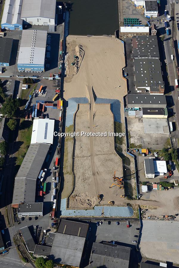 Steinwerder Hafen: EUROPA, DEUTSCHLAND, HAMBURG 21.06.2016 Steinwerder Hafen