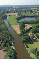 Bruz - Confluent de la Vilaine et de la Seiche
