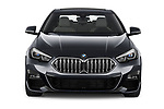 Car photography straight front view of a 2020 BMW 2-Series M-Sport 4 Door Sedan Front View