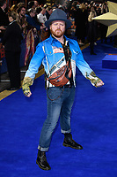 "Leigh Francis<br /> arriving for the ""Captain Marvel"" European premiere at the Curzon Mayfair, London<br /> <br /> ©Ash Knotek  D3484  27/02/2019"