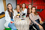 Enjoying the evening in Sean Ogs on Thursday, l to r: Sarah Barry, Michaela Hennessy, Mary Ann Sullivan, Ciara O'Dowd and Colette O'Connor (All Tralee).
