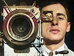 Mikhail Abramovich Kaufman (1897-1980) - russian cinematographer and photographer.