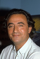 Montreal (Qc) Canada  file Photo - August 1989- Richard Bohringer