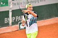 8th October 2020, Roland Garros, Paris, France; French Open tennis, Roland Garros 2020;  Riedi - Suisse