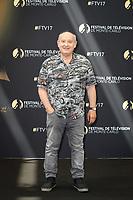 Michel Jonasz - PHOTOCALL 'LEBOWITZ CONTRE LEBOWITZ' - 57ème Festival de la Television de Monte-Carlo. Monte-Carlo, Monaco, 19/06/2017.