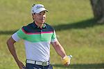 Brett Rumford of Australia tees off the first hole during the 58th UBS Hong Kong Golf Open as part of the European Tour on 10 December 2016, at the Hong Kong Golf Club, Fanling, Hong Kong, China. Photo by Marcio Rodrigo Machado / Power Sport Images