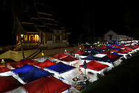 Night Market in <br />  Luang Prabang, Laos.