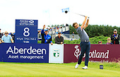 Robert ROCK (ENG) during the final round of the 2017 Aberdeen Asset Management Scottish Open played at Dundonald Links from 13th to 16th July 2017: Picture Stuart Adams, www.golftourimages.com: 16/07/2017
