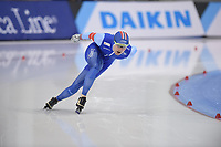 SPEEDSKATING: SALT LAKE CITY: Utah Olympic Oval, 10-03-2019, ISU World Cup Finals, 1500m Men, Sverre Lunde Pedersen (NOR), ©Martin de Jong