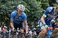 Michael Goolaerts (BEL/Willems Veranda's-Crelan)<br /> <br /> Binckbank Tour 2017 (UCI World Tour)<br /> Stage 7: Essen (BE) > Geraardsbergen (BE) 191km