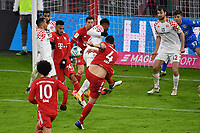 3rd January 2021, Allianz Arean, Munich Germany; Bundesliga Football, Bayern Munich versus FSV Mainz; <br />