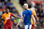 St Johnstone v Galatasaray…12.08.21  McDiarmid Park Europa League Qualifier<br /><br />Picture by Graeme Hart.<br />Copyright Perthshire Picture Agency<br />Tel: 01738 623350  Mobile: 07990 594431