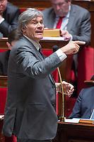 STEPHANE LE FOLL - ASSEMBLEE NATIONALE - SEANCE DE QUESTIONS AU GOUVERNEMENT