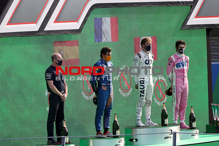 06.09.2020, Autodromo Nazionale di Monza, Monza, FORMULA 1 GRAN PREMIO HEINEKEN D'ITALIA 2020<br />