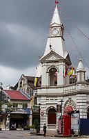 Old Clock Tower, Taiping, Malaysia.