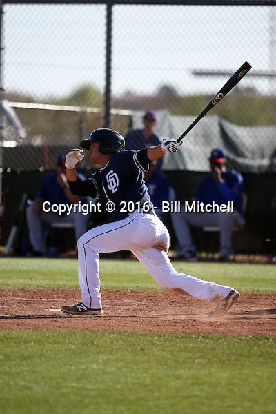 Luis Urias - San Diego Padres 2016 spring training (Bill Mitchell)
