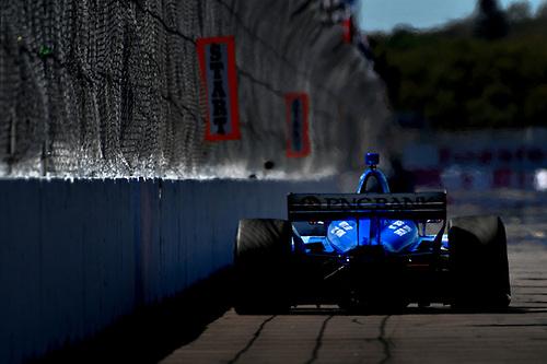 2018 Verizon IndyCar Series - Firestone Grand Prix of St. Petersburg<br /> St. Petersburg, FL USA<br /> Friday 9 March 2018<br /> Scott Dixon, Chip Ganassi Racing Honda<br /> World Copyright: Scott R LePage / LAT Images<br /> ref: Digital Image _SRL5334