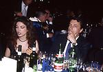 MARIO DRAGHI E MARIA MONSE'  - FESTA CLUB CANOVA CASINA DI VILLA MADAMA ROMA 1996