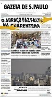 Volta da poluição em São Paulo. (Foto: Fábio Vieira/FotoRua)