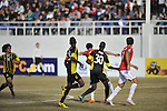 LOKOMOTIV (UZB) vs AL ITTIHAD (KSA) during their AFC Champions League Group A match on 23 February 2016 held at the Lokomotiv Stadium, in Tashkent, Uzbekistan. Photo by Stringer / Lagardere Sports