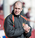 Albion manager Todd Lumsden.