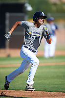 San Diego Padres Justin Lopez (50) during an Instructional League camp day on October 4, 2016 at the Peoria Sports Complex in Peoria, Arizona.  (Mike Janes/Four Seam Images)