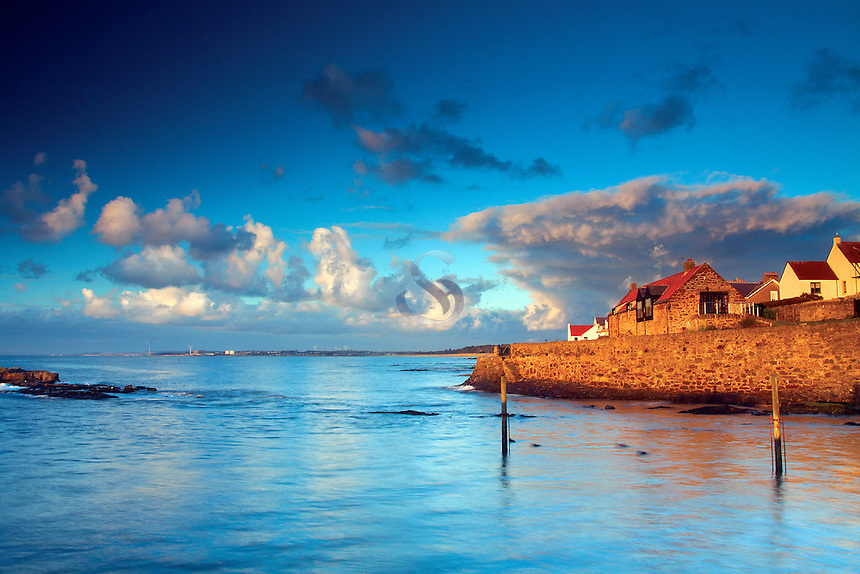 Lower Largo Harbour, Lower Largo, the East Neuk of Fife, Fife