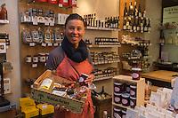 Europe/France/Bretagne/56/Morbihan/Vannes:  Emmanuelle  Régent, L'Epicerie K [Non destiné à un usage publicitaire - Not intended for an advertising use]