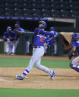 Miguel Vargas - Los Angeles Dodgers 2021 spring training (Bill Mitchell)