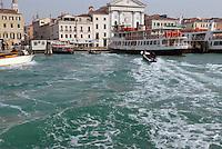 - Venice, Castle district, ferries landing....- Venezia, sestiere di Castello, approdo dei traghetti