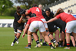 NELSON, NEW ZEALAND - Black Ferns v Barbarians, Trafalgar Park, Nelson. New Zealand. Saturday 21th November 2020. (Photos by Barry Whitnall/Shuttersport Limited)