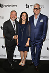 Marc Shaiman, Julie Cohen Theobald and Scott Wittman attends the Fifth Annual Broadway Back To School Gala at Edison Ballroom on September 20,22019 in New York City.