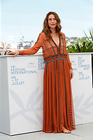 """CANNES, FRANCE - JULY 17: French actress Natacha Lindinger at photocall for the film """"OSS 117 : Alerte Rouge en Afrique Noire"""" (OSS 117 : From Africa With Love) at the 74th annual Cannes Film Festival in Cannes, France on July 17, 2021 <br /> CAP/GOL<br /> ©GOL/Capital Pictures"""