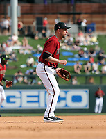 Drew Ellis - Arizona Diamondbacks 2020 spring training (Bill Mitchell)