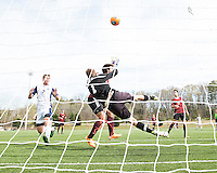 The Winthrop University Eagles played the UNC Wilmington Seahawks in The Manchester Cup on April 5, 2014.  The Seahawks won 1-0.  Fabian Broich (1)
