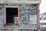 Briscoe House, Remains Of Deception Island Whaling Station