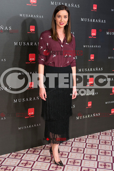 "Dafne Fernandez attend the Premiere of the movie ""Musaranas"" in Madrid, Spain. December 17, 2014. (ALTERPHOTOS/Carlos Dafonte) /NortePhoto /NortePhoto.com"
