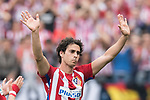 Tiago Cardoso Mende of Atletico de Madrid reacts during their La Liga match between Atletico de Madrid vs Athletic de Bilbao at the Estadio Vicente Calderon on 21 May 2017 in Madrid, Spain. Photo by Diego Gonzalez Souto / Power Sport Images