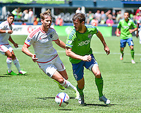 Seattle Sounders FC vs San Jose Earthquakes, June 20, 2015