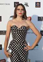 Anna Danshina at the first ever UK Drive-In Film Premiere of 'Break' at Brent Cross in London. This is the first Red Carpet event in the UK since the Covid-19 Pandemic lockdown. The film will be rolled out nationwide in other drive-in venues. Brent Cross, London 22nd July 2020<br /> CAP/ROS<br /> ©ROS/Capital Pictures
