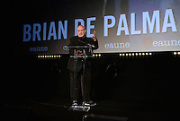 BRIAN DE PALMA - 8EME FESTIVAL DE BEAUNE 2016 - SOIREE HOMMAGE A BRIAN DE PALMA