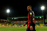 17th April 2021; Carrow Road, Norwich, Norfolk, England, English Football League Championship Football, Norwich versus Bournemouth; Goal scorer Arnaut Danjuma of Bournemouth walks around the pitch after being substituted