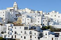 SPAIN, white village Vejer de la Frontera / SPANIEN, Vejer de la Frontera