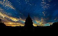 """""""Sunset at the Capitol"""" by Art Harman"""