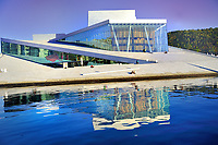 NOR - OSLO<br /> New opera<br /> <br /> Full size: 69,2 MB